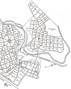 Mount Moriah Overview Map