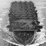 USS Altamaha underway 16 Jul 1943