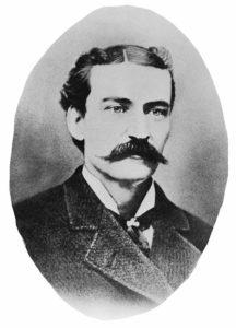 Portrait of Brevet Major George R. Maguire