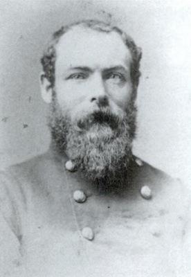 "Col. William ""Buck"" McCandless in military uniform"