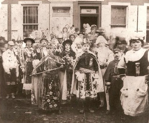 George Wesley Stroby, A Founder of the Trilby String Band and Mummers Parade