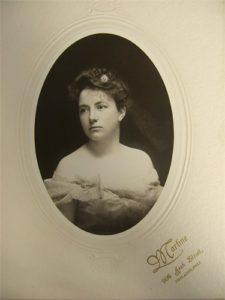 Portrait of Carolyn Marqueze Halliday Price