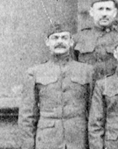 William J. Graham in uniform
