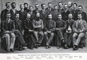 Members of the Lady Franklin Bay Expedition