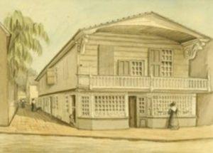 Major Benjamin Loxley - Loxley House 1897