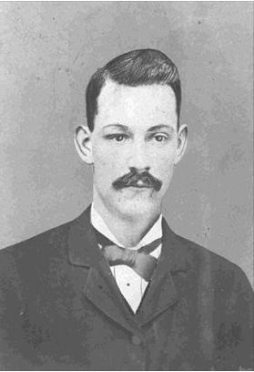 Portrait of Corporal Samuel Daniel Phillippe
