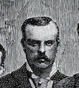 Black and white photo of Sergeant David Linn