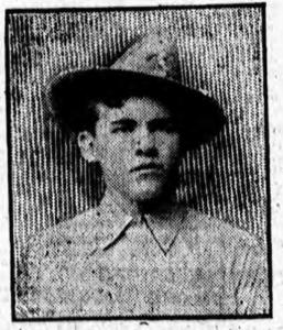 Edward W. Curry, Spanish American War Veteran