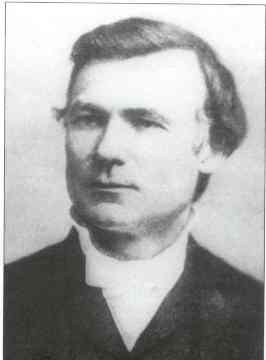 "Rev. William H. Burrel, the ""Marrying Preacher"""