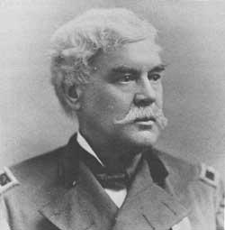 Col. Charles Frederick Ruff in military uniform