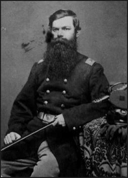 Brevet Brig. General Edwin R. Biles in uniform