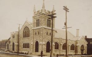 Prichard Memorial Church in Philadelphia, Pennsylvania