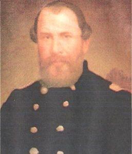 LTC Joseph Hill Sinex in uniform