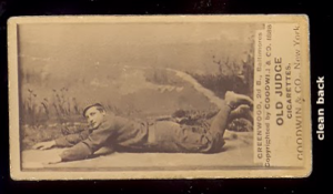 William F. (Bill) Greenwood baseball card